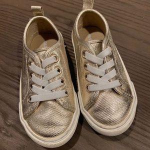 Old navy toddler girl sneakers